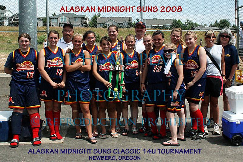 ALASKAN SUNS 2008