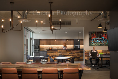 Architectural Photography of SpotX, in , Colorado.  Shot for MAX Construction