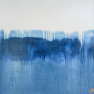 Courtenay Gabriel 40 x 40 $1,000