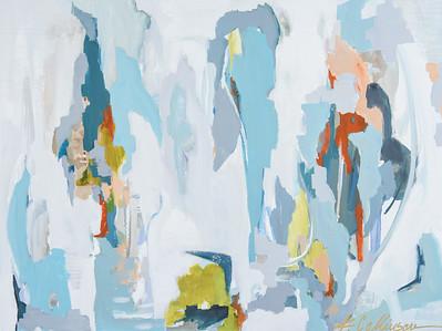 Kim Collinson  36 x 48 $1,400