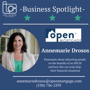 Annemarie Drosos spottlight