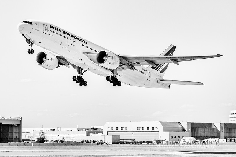Air France F-GSPO