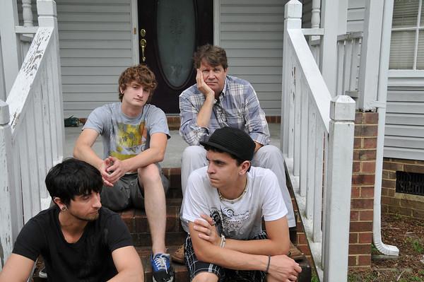 23-Jun-2011 Terry, Jutt, Matt, Luc and I having fun