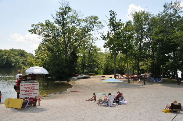 Forest Lakes, Main Beach<br /> Forest Lakes <br /> Andover, NJ