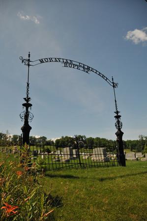 Moravian Cemetery<br /> Blairstown, NJ