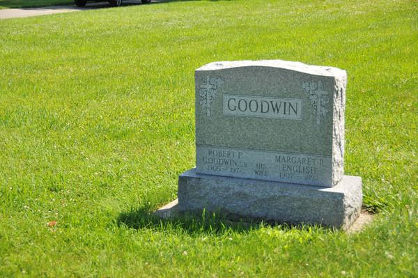 Gramma & Grampa Goodwin's Burial Site<br /> Moravian Cemetery<br /> Blairstown, NJ