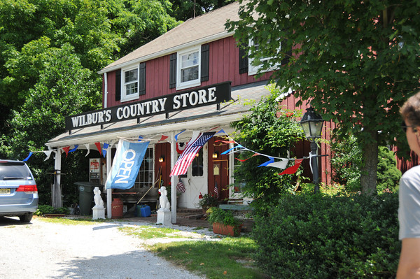 WIlbur's Country Store…<br /> Where we bought our first set of China, 1974