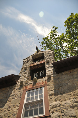 The old Mill and eventually Library, now vacant…<br /> <br /> Blairstown, NJ