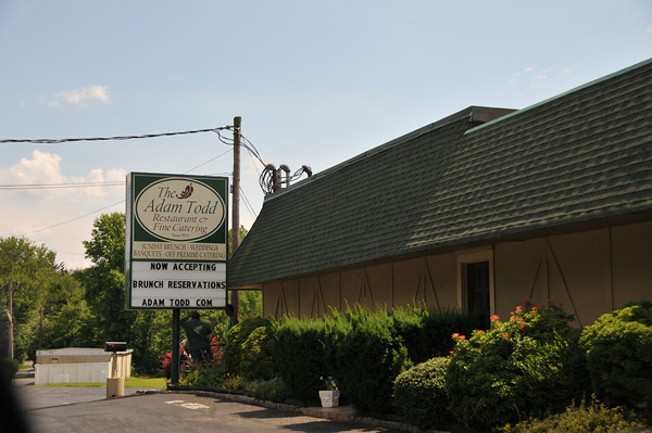 The Adam Todd Inn, where we attended Senior Prom for Sparta High, December, 1972