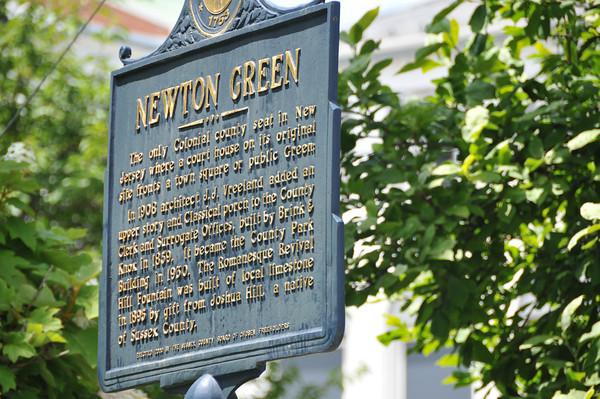 Downtown Center Green, Newton, NJ