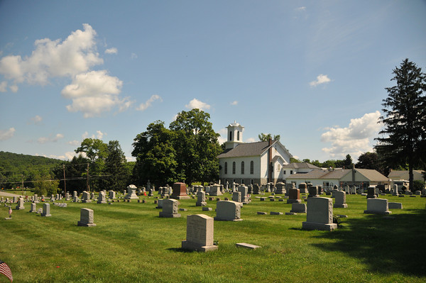 Gramma & Grampa Goodwin's Burial Site<br /> Moravian Cemetery<br /> Blairstown, NJ