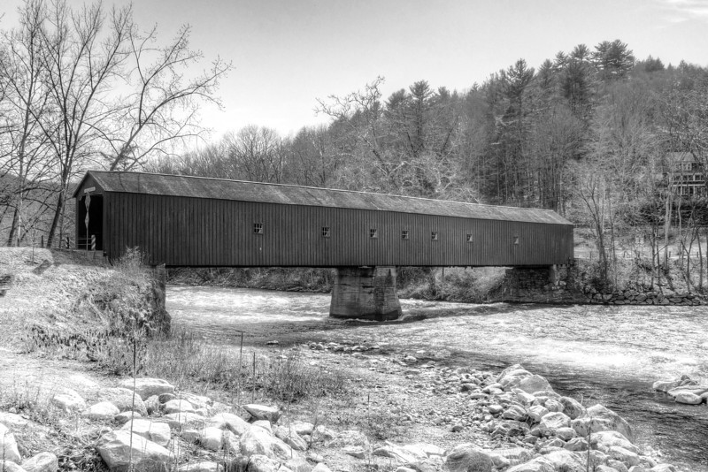 Cornwall Bridge BW