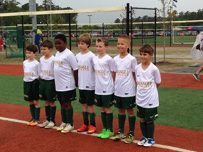 Dylan's first YDA (U9) Myrtle Beach tournament