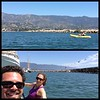 Kayaking in Santa Barbor Harbor