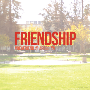 Friendship Cover Photo