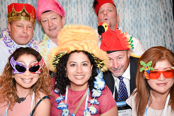 2017 Spring IOFM Conference - Fun Photobooth Photos