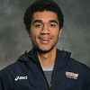 Wheaton College 2017 Track Team head shots