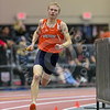 Wheaton College Indoor Track at North Central Cardinal Classic Meet