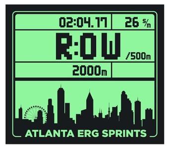 Atlanta Erg Sprints 2017