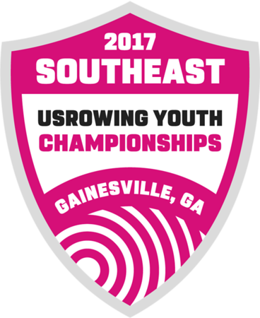 USRowing Southeast Youth Championships 2017 - Time Trials 2