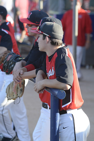 5/5 Game 1 vs Guyer by Drew Leaumont