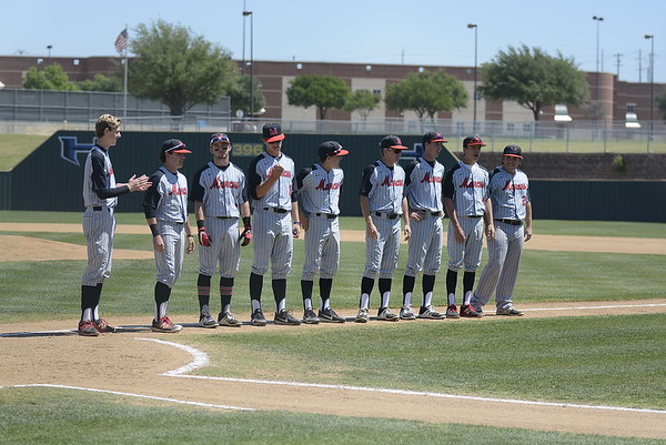 5/6 Game 2 at Guyer by Drew Leaumont