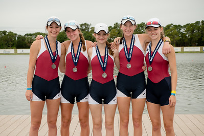 2018 USRowing Southeast Youth Championships - Medals