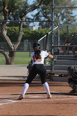 Corona Softball vs Desert Ridge
