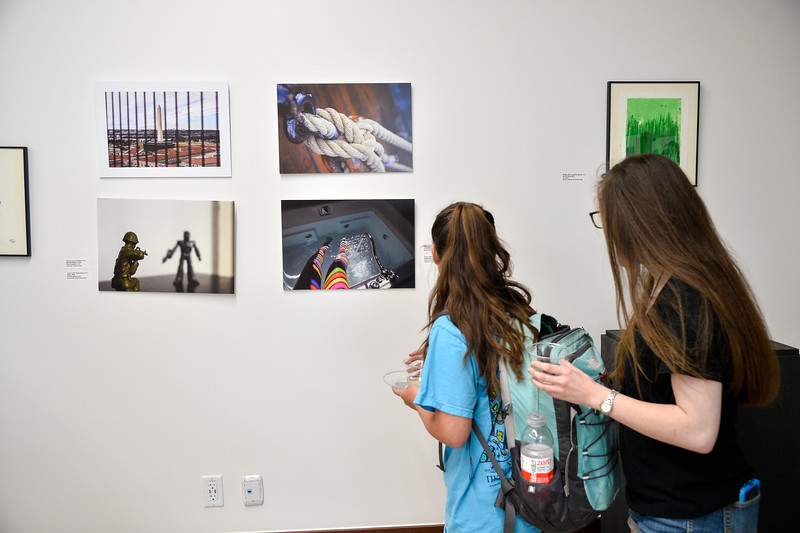 ArtStudentJuriedExhibitionOpening2018-21