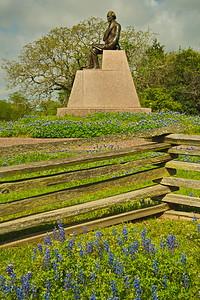 Stephen F. Austin Statue