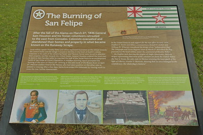 Runaway Scrap - The Burning of San Felipe