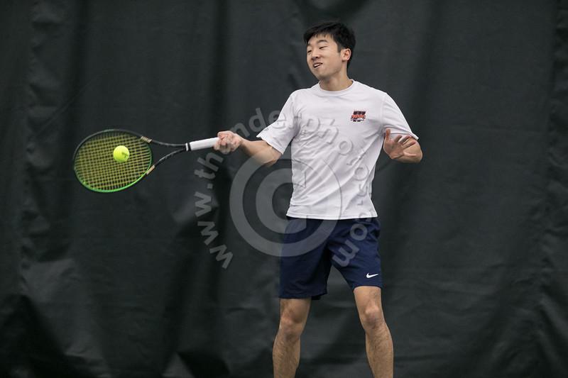 Wheaton College 2019 Men's Tennis