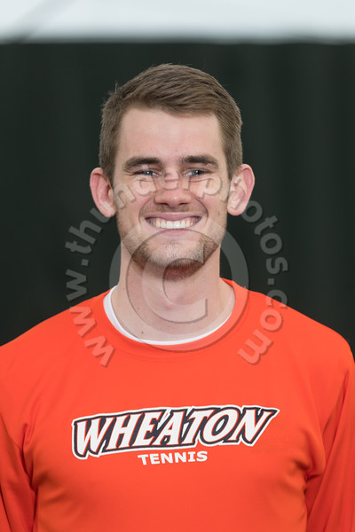 Wheaton College 2019 Men's Tennis Team