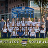 Wheaton College 2019 Softball Team