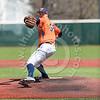 Wheaton College Baseball Doubleheader vs Augustana (1-0, 4-3)