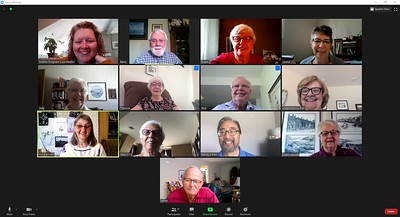 Monday June 1 2020 Zoom Chat Session