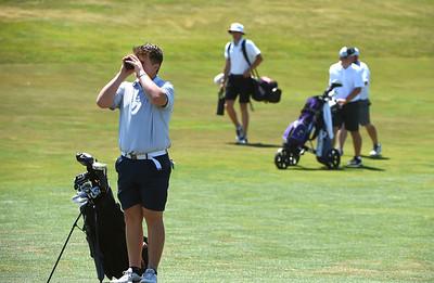 Class AA Boys and Girls Golf