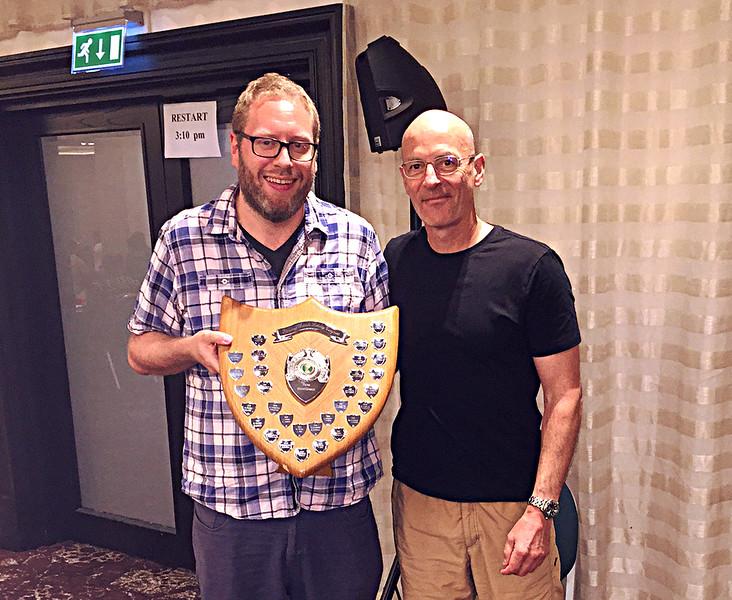 Championship Pairs Winners