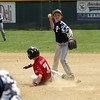 STAN HUDY - SHUDY@DIGITALFIRSTMEDIA.COM<br /> Spring Baseball 10U squad in action versus Poughkeepsie at the 2017 Cal Ripken Eastern New York State tournament at Boght Road Complex in Latham, July 6, 2017.