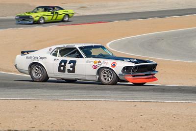 1969 Ford Mustang Gordon Gimble Group C