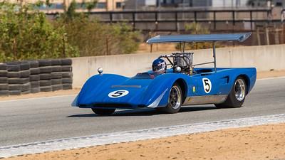 Jim Gallucci in Lola 163 - stacks & wings