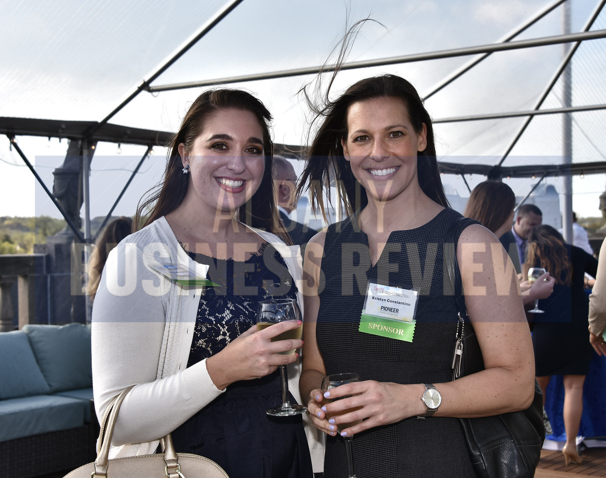 Kelly Richards and Kristyn Constantino from Pioneer Wealth Management.