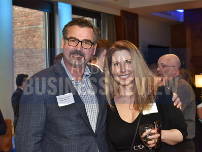 Mark Westcott of Westcott Marketing and Tara Morgan of the SI Group.