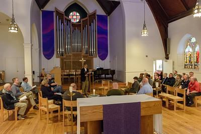Monday Evening Worship