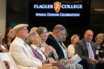 Spring Donor Celebration