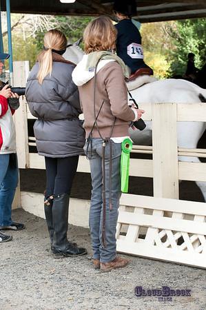 Spring Down Equestrian Show/ Dec 2010  Arena 2