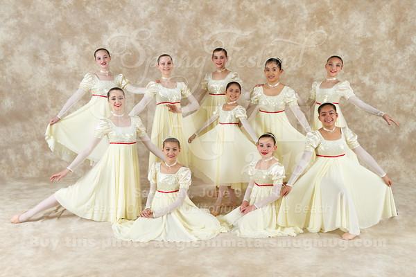RAD Level 5 Ballet