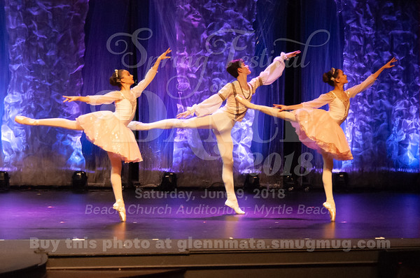 Pas de Trois from Swan Lake (Adage)