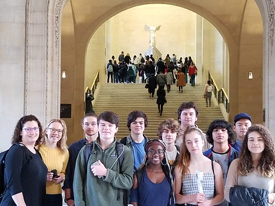 Spring Field Course 2018: France