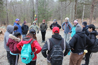 Spring Field Course 2018: Leadership/Ropes Course
